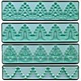 FMM Textured Lace Set 3 - 4 Piece