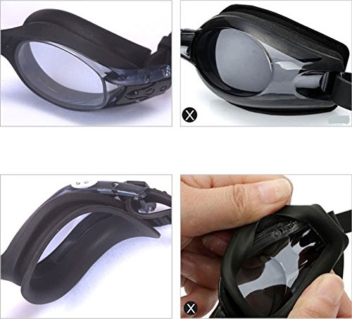 117faeb8b52 Aguaphile Junior Prescription Swimming Goggles for Kids and Early ...