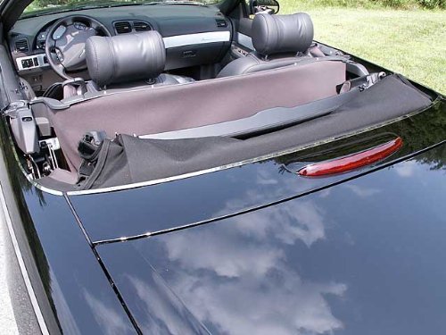- QAA FITS THUNDERBIRD 2002-2005 FORD (3 Pc: Stainless Steel Hardtop Accent Trim - 3/8