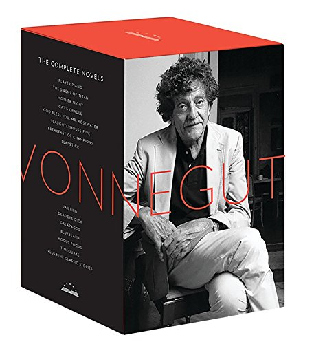 Book cover from Kurt Vonnegut: The Complete Novels: A Library of America Boxed Set by Kurt Vonnegut