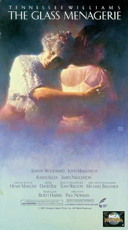 The Glass Menagerie (1987) [VHS]