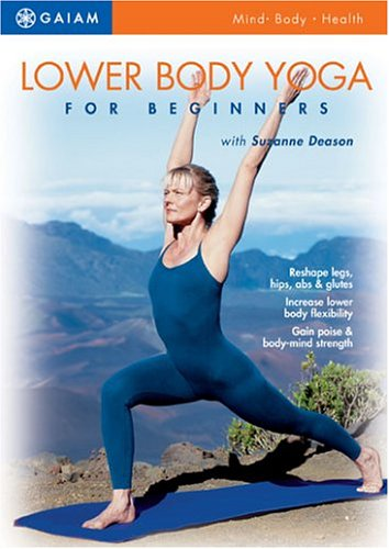 Lower Body Yoga [Reino Unido] [DVD]: Amazon.es: Suzanne ...