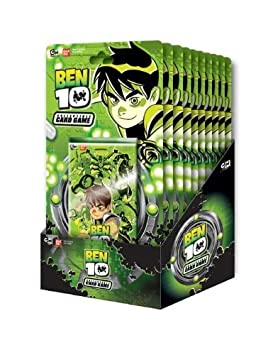 Ben 10 Collectible Card Game Blister Box (12 Blister Packs ...