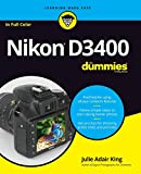 img - for Nikon D3400 For Dummies book / textbook / text book