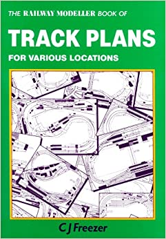 The Railway Modeller Book of Track Plans No. 1: For Various Locations
