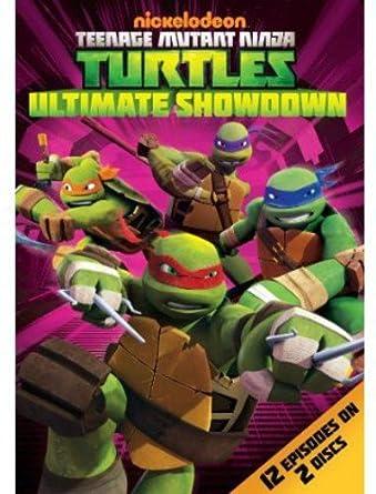 Teenage Mutant Ninja Turtles: Ultimate Showdown DVD Region 1 ...
