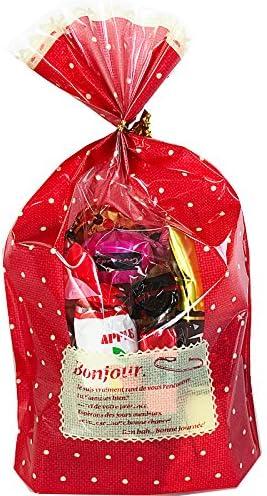 お菓子の詰め合わせ プチギフト お菓子詰め合わせ お菓子袋詰め ビスケットとキャンディの詰め合わせ