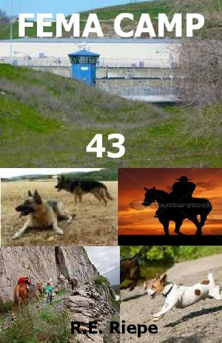 FEMA Camp 43 (FEMA Trilogy Book 2)
