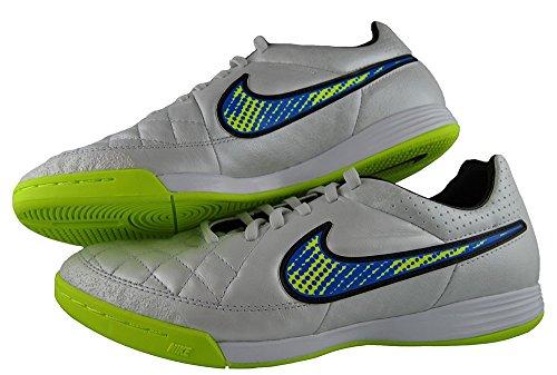 Nike Tiempo Legacy IC 631522-174 Indoor Fußballschuhe Weiß