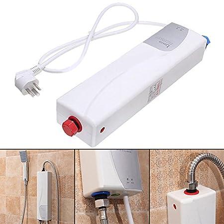 220 V 3000 Watt Instant Elektrische Durchlauferhitzer Für Badezimmer ...