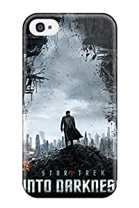 Iphone 4/4s Case Cover Skin : Premium High Quality Star Trek Into Darkness Case