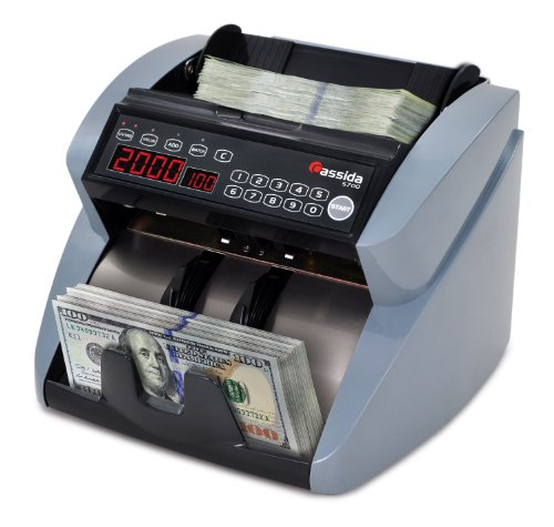 Cassida Currency Counter with ValuCount (5700 UM)