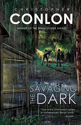 book cover of Savaging the Dark