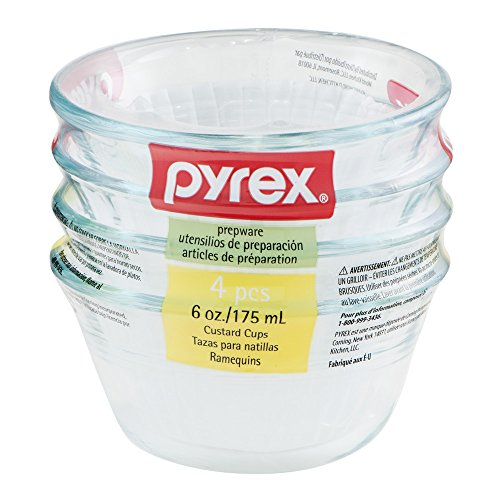 Pyrex Custard - 6