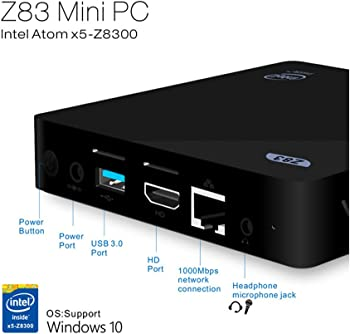 Beelink Z83 Windows 10 Mini TV Box