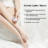 TOUCHBeauty Body Hair Shaver for Women Wet Dry Hair Removal Leg Bikini Hair Trimmer TB-1459