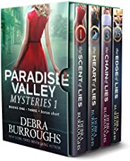 Paradise Valley Mysteries Boxed Set: Books 1 to 3 plus a BONUS Short Story (Paradise Valley Mysteries Box Set)