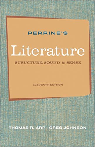Amazon perrines literature structure sound and sense 11th perrines literature structure sound and sense 11th edition 11th edition fandeluxe Choice Image