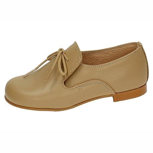 ANGELITOS 1393 Mocasines DE Piel NIÑO Zapatos MOCASÍN: Amazon.es: Zapatos y complementos