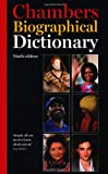 Chambers Biographical Dictionary, , 0550106936
