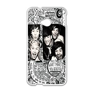 One direction Phone Case for HTC One M7 hjbrhga1544