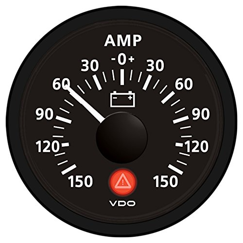 Vdo Computers - VDO A2C53210957-S Ammeter Gauge