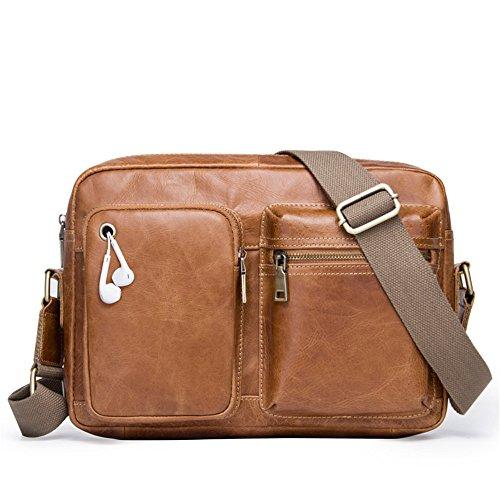 L'école Bags Vintage Sac Sacoches Homme Et Cuir Pour En À Crossbody Aszhdfihas Le Écoliers Messenger Travail Bandoulière Travel pwpBTxf
