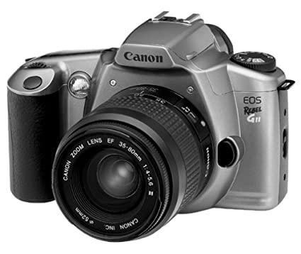 Review Canon EOS Rebel GII