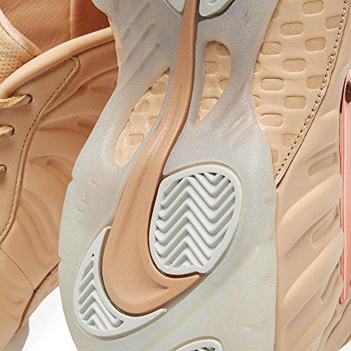 Nike Männer Air Foamposite Pro Prm als Qs (Tan / Vachetta Tan / Rose Gold-Segel) Bräunen