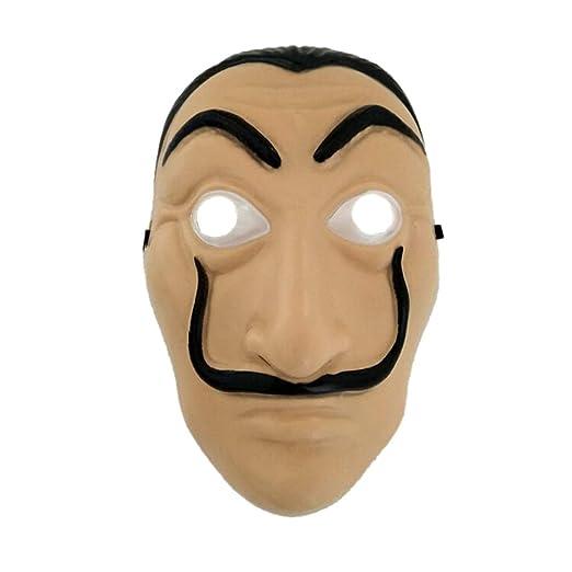 Amazon.com: Nuoka Halloween Cosplay Mask Movie Realistic ...