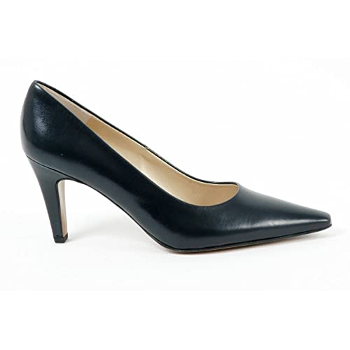 1bf1b0ce2 Peter Kaiser Tosca classic pointed toe court shoes in navy NAVY 7.5 ...