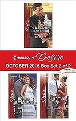 Harlequin Desire October 2016 - Box Set 2 of 2: The Black Sheep's Secret Child\His Secret Baby Bombshell\His Illegitimate Heir