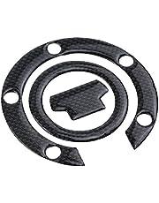 PRO-KODASKIN Motorcycle 3D Carbon Tappo Serbatoio Sticker Decal for Yamaha YZF R1 R6 FZ1 FZ6 FZ8