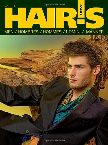 HAIR'S HOW, Vol 12: MEN - Hairstyling Book