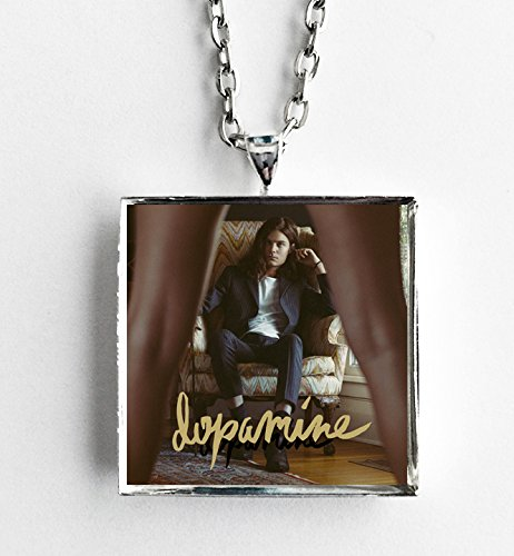 borns dopamine album cover