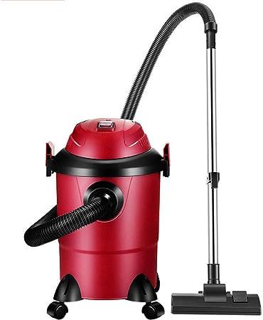 TY-Vacuum Cleaner MMM@ Aspirador 1200W Succión Grande Hogar Seco y húmedo Soplado de Tres Manos Barril de Alta Potencia Comercial Deshumidificador silencioso Industrial Aspirador: Amazon.es: Hogar
