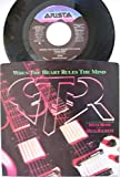 When The Heart Rules The Mind (Long Edit 4:27) / (Short Edit 3:58) [ 7 inch VINYL single. 45 rpm ] { Picture Sleeve }