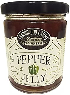 product image for Pepper Jelly by Brownwood Farms (11 ounce)