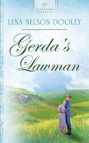 book cover of Gerda\'s Lawman