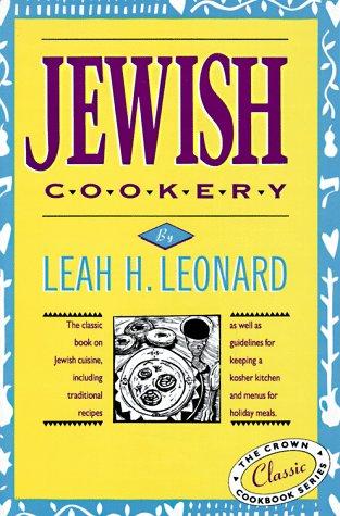 Jewish Cookery