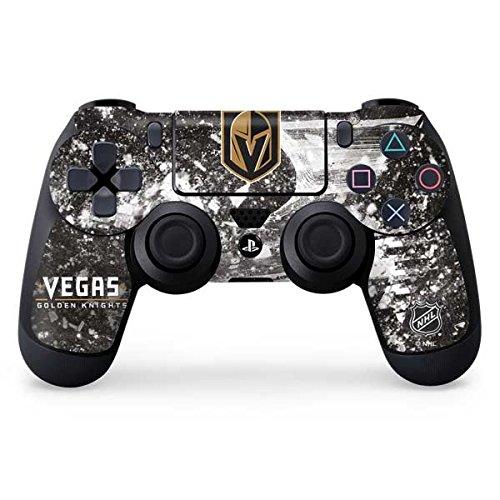 Nhl Skin - Vegas Golden Knights PS4 Controller Skin - Vegas Golden Knights Frozen | NHL & Skinit Skin