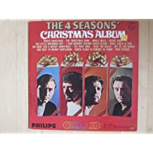 The 4 Seasons' Christmas Album LP