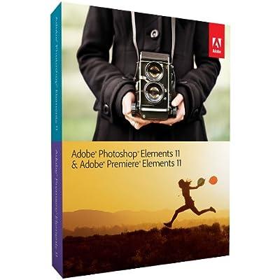 Adobe Photoshop Elements 11 & Premiere Elements 11 - Software de gráficos (1 usuario(s), Full, 7168 MB, 2048 MB, Intel Dual Core, ENG)