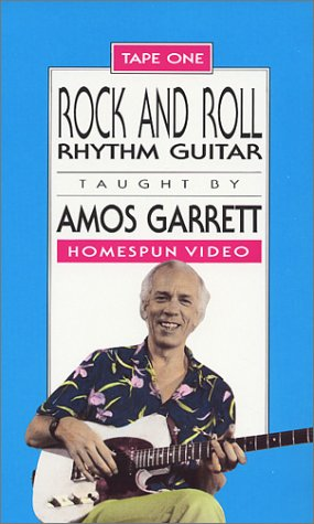 Rock & Roll Rhythm Guitar, Volume 1 - Vol Guitar 1 Vhs