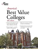 America's Best Value Colleges 2007, Princeton Review, 0375765220