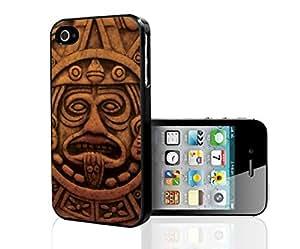 Cool Aztec Mayan Calendar Hard Snap on Phone Case (iPhone 4/4s)