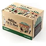 Cafe Du Monde Coffee and Chicory Single-Serve K-Cup Pods, 12 Count