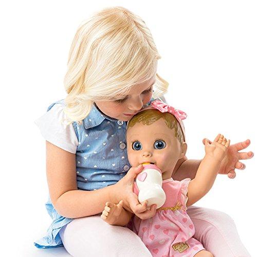 Luvabella Puppe Bizak 61922700