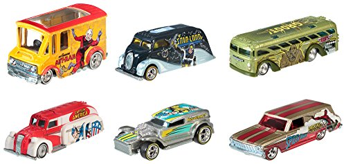 Hot Wheels Pop Culture Collection Marvel Die-Cast Vehicle (Pop Culture Collection)