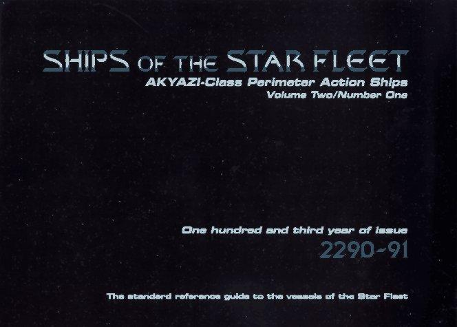Ships of the Star Fleet: Akyazi-Class Perimeter Action Ships
